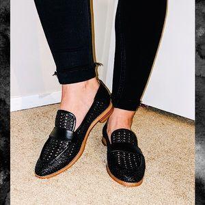 🎀 Franco Sarto Loafers - Black 🎀
